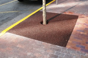 Fort Myers porous sidewalks and walkways