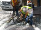 porous turf installation 2