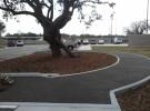 porous turf sidewalk